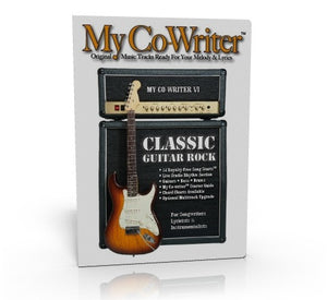 My Co-Writer 6: Classic Guitar Rock