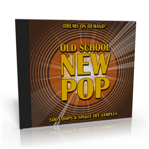 Old School New Pop Drum Loops