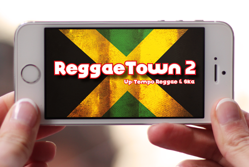 Reggae & Ska Drum Loops for iOS: ReggaeTown 2 Lite