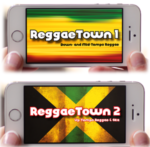 ReggaeTown Bundle Lite: iOS Drum Loops for iPad/iPhone Garageband & More