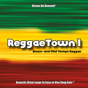 reggae drum loops cover
