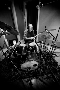 drum loops played by Todd Sorensen