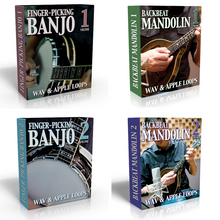 Load image into Gallery viewer, Banjo-Mandolin Loop Bundle: Vol. 1 & 2