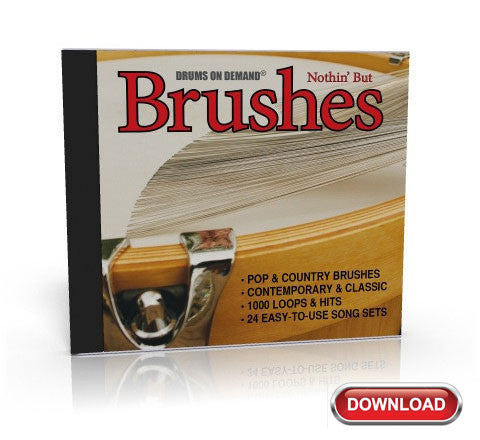 Brush Drum Loops