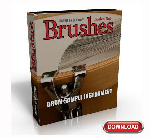 Brushes Drum Sample Instrument