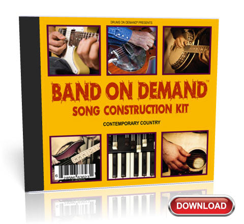 Band On Demand II: Country Construction Kit