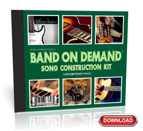 Band On Demand III: Contemporary Alt/Rock