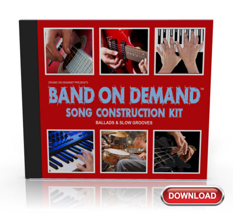 Band On Demand IV: Ballads & Slow Grooves