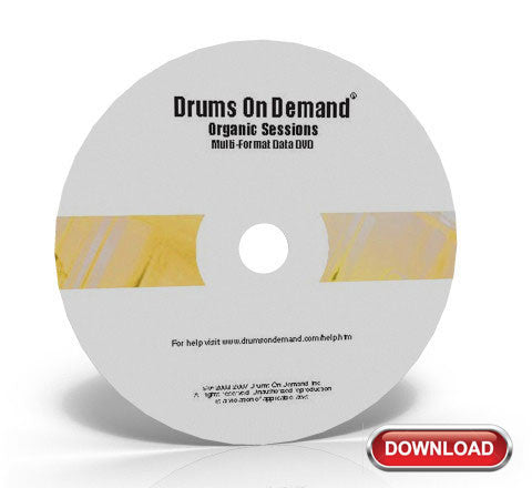 Organic Drum Loop Sessions