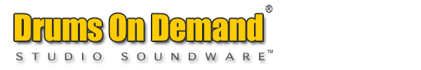 Drums On Demand Logo