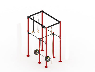 GYMHOLIX STRENGTH RIG 2+ RACK + 2 TOWER