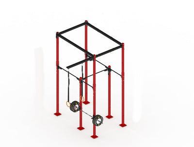 GYMHOLIX STRENGTH RIG 2+ RACK + 3 TOWER