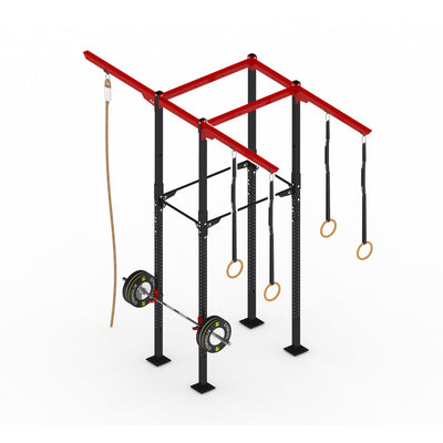 GYMHOLIX STRENGTH RIG 2 + 3 TOWER