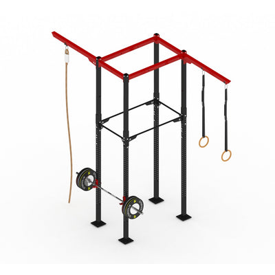 GYMHOLIX STRENGTH RIG 2 + 2 TOWER