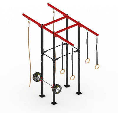GYMHOLIX STRENGTH RIG 2 + 4 TOWER