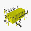 PORTABLE FITNESS STATION CONTAINER CONEX