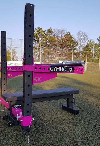 GYMHOLIX COMPACT FLAT BENCH