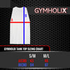 GYMHOLIX FIRST COFFEE THEN DEADLIFT WOMEN'S TANK