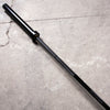 GYMHOLIX WARRIOW 28MM BLACK OLYMPIC BAR - 20KG