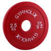 GYMHOLIX FRICTION CHANGE RUBBER PLATES