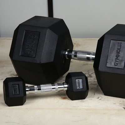 GYMHOLIX HEX DUMBBELLS