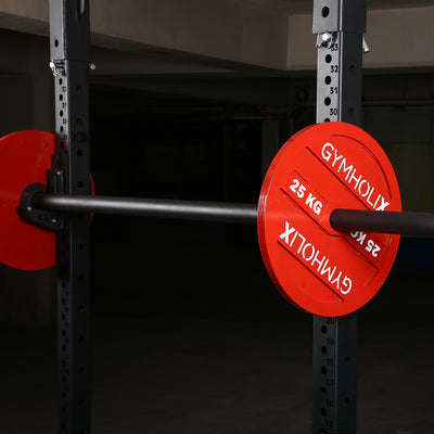 GYMHOLIX LONG AXLE BAR