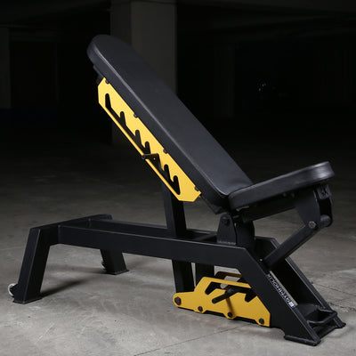 GYMHOLIX ADJUSTABLE MUTLI BENCH