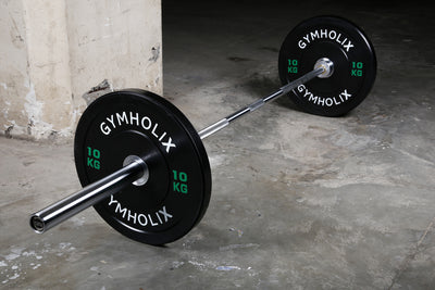 GYMHOLIX 29MM POWER BAR - 20KG
