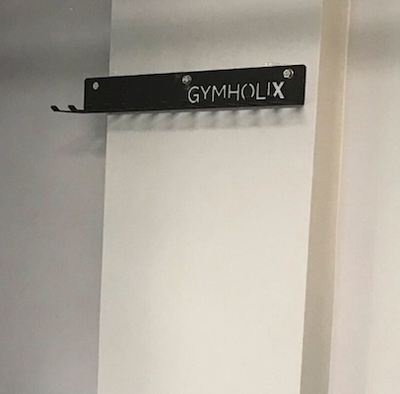 GYMHOLIX MULTI USE ACCESSORIE HANGER STORAGE