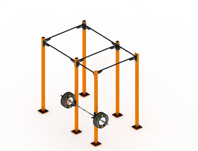 GYMHOLIX STRENGTH RIG 2+ RACK