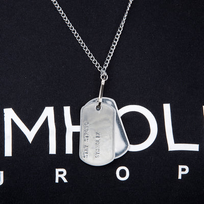 GYMHOLIX MILITRAY NECKLACE TAG