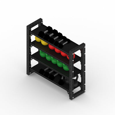 GYMHOLIX ULTRA MASS STORAGE SMALL (4 TIER)