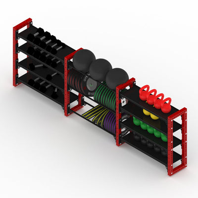 GYMHOLIX ULTRA MASS STORAGE LARGE (11 TIER)
