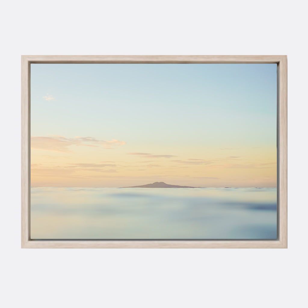 Rangitoto - Stretched Canvas