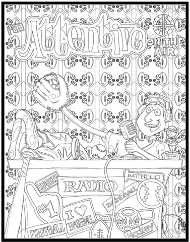 Youth Coloring Pages -PDF