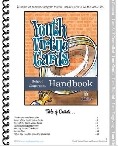 FAMILY and HOMESCHOOL KIT for YOUTH