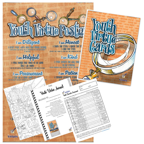 HOMESCHOOL KIT for YOUTH (Conference Special)