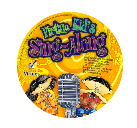 Virtue Kids Sing-Along Album