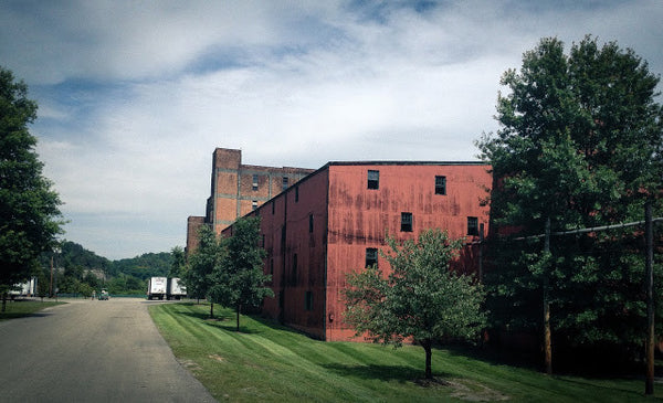 Warehouse H at Buffalo Trace Distillery | De Wine Spot