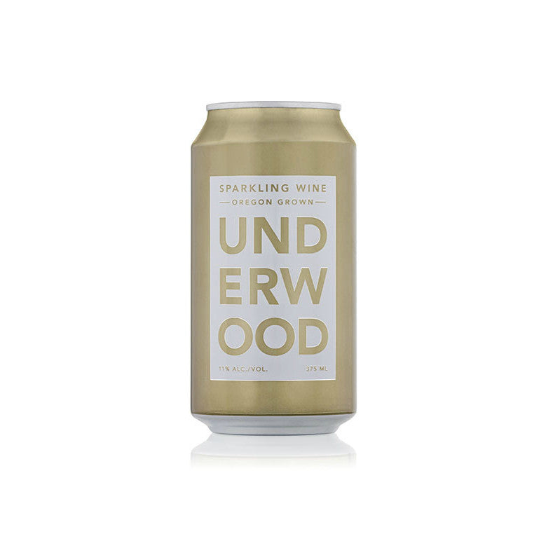 Underwood Cellars Sparkling Can | De Wine Spot - Curated Whiskey, Small-Batch Wines and Sakes