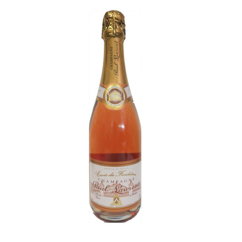 Champagne Paul Laurent Rose Brut - De Wine Spot | Curated Whiskey, Small-Batch Wines and Sakes