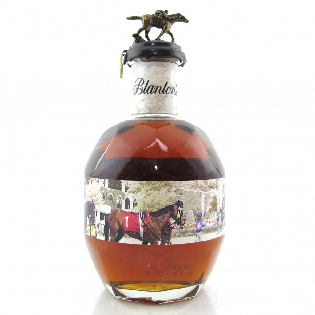 Blanton's Single Barrel Bourbon La Maison Du Whisky 2017 Limited Edition - De Wine Spot | Curated Whiskey, Small-Batch Wines and Sakes