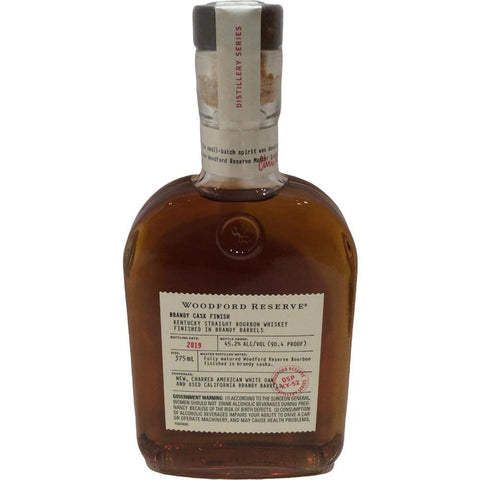 Woodford Reserve Brandy Cask Finish - De Wine Spot | Curated Whiskey, Small-Batch Wines and Sakes