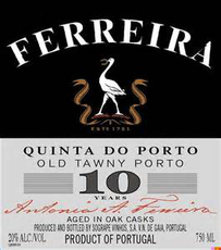 Ferreira 10 Years Old Tawny Port - De Wine Spot | Curated Whiskey, Small-Batch Wines and Sakes
