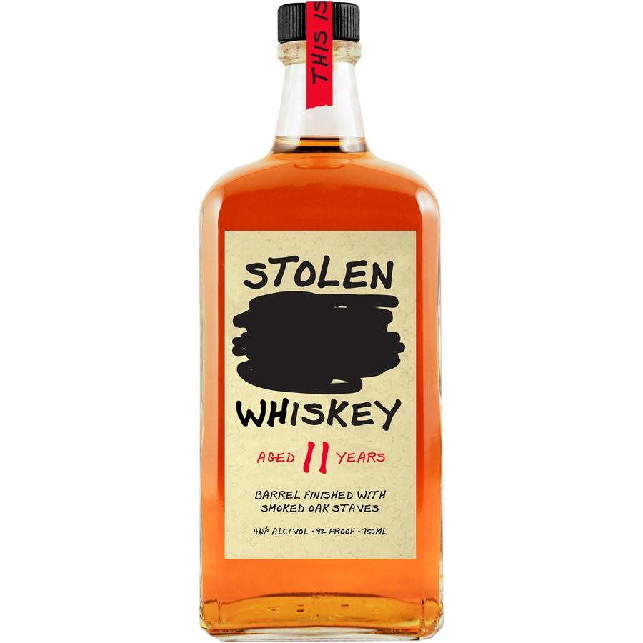 Stolen American Whiskey - De Wine Spot | Curated Whiskey, Small-Batch Wines and Sakes