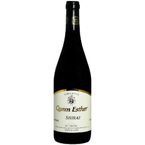 Queen Esther Shiraz | De Wine Spot - Curated Whiskey, Small-Batch Wines and Sakes