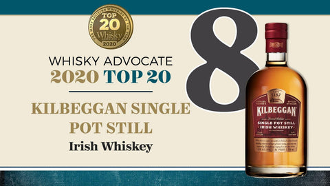 Kilbeggan Single Pot Still Irish Whiskey - De Wine Spot | DWS - Drams/Whiskey, Wines, Sake