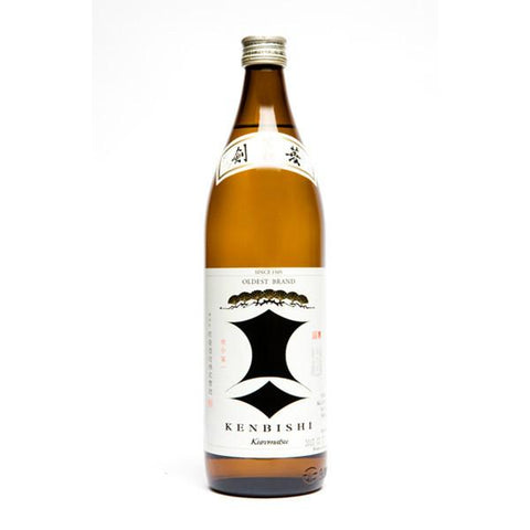 Kenbishi Kuromatsu Honjozo Sake - De Wine Spot | Curated Whiskey, Small-Batch Wines and Sakes