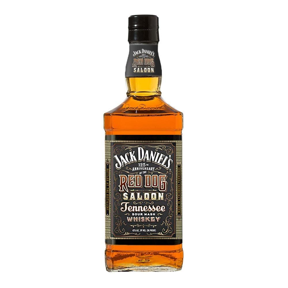 Jack Daniel's 125th Anniversary of the Red Dog Saloon Tennessee Sour Mash Whiskey - De Wine Spot | Curated Whiskey, Small-Batch Wines and Sakes