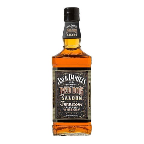 Jack Daniel's 125th Anniversary of the Red Dog Saloon Tennessee Sour Mash Whiskey | De Wine Spot - Curated Whiskey, Small-Batch Wines and Sakes